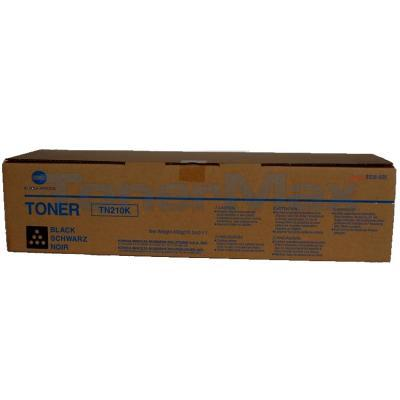 KONICA C250 250P TONER BLACK